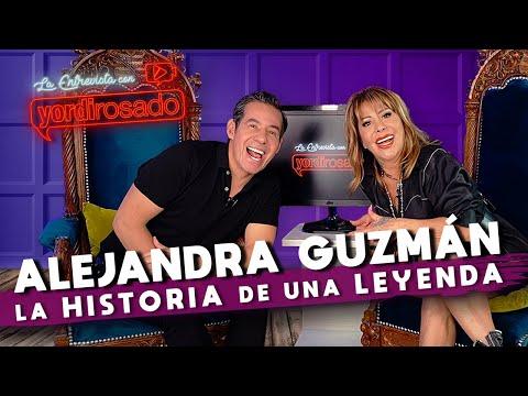 ALEJANDRA GUZMÁN, la HISTORIA de una LEYENDA | La entrevista con Yordi Rosado