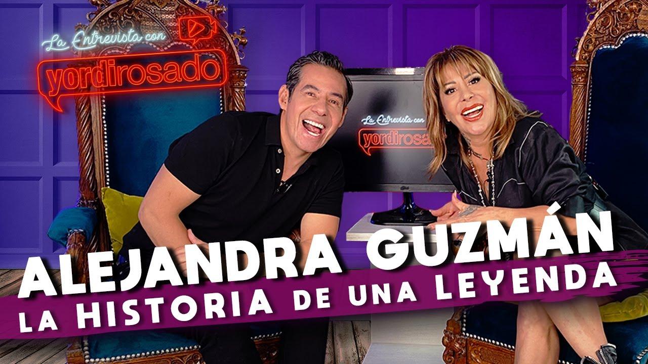 Download ALEJANDRA GUZMÁN, la HISTORIA de una LEYENDA | La entrevista con Yordi Rosado