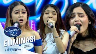 TERBAIK!!! Para Srikandi Unjuk Gigi di Babak Eliminasi - Eliminasi 3 - Indonesian Idol 2021