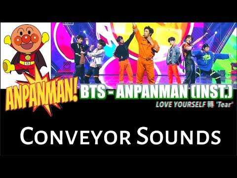 BTS 방탄소년단 - ANPANMAN Inst. female MR100% CLEAN Instrumental | Remake | [CVS]
