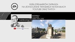 Polska Liga Battlefield: poza ligowo z tadek202