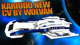 KARIUDO NEW CV BY WOLVAN | Empyrion: Galactic Survival | Let's Play Gameplay | S12E24