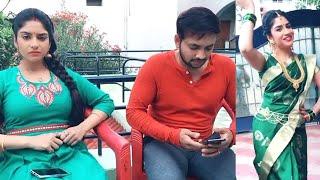 Muddha Mandaram Telugu Serial Tik Tok Ft. Thanuja Sandra