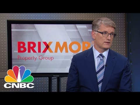 Brixmor Property Group CEO: An Integrated Approach | Mad Money | CNBC