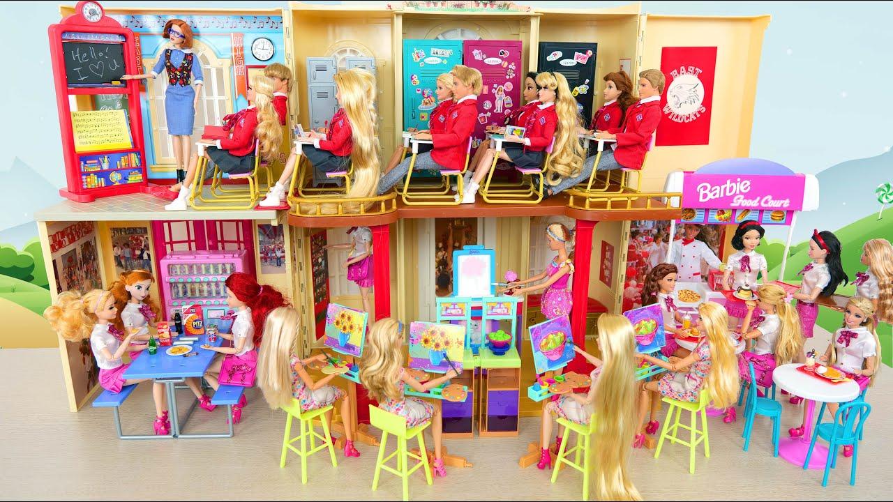 Школа для кукол картинки
