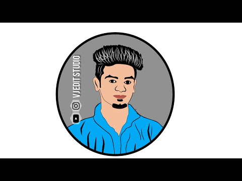 Infinite Design Vector Art Editing Tutorial | Step By Step | Part 1