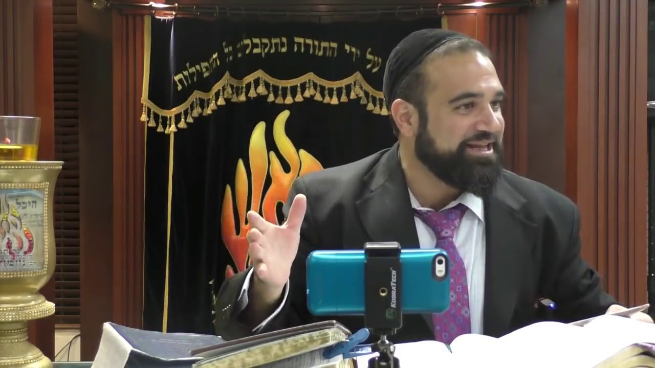 After Hours with Rabbi Yaron Reuven 3