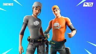 Fortnite-I BOUGHT the NEW SKIN from the STANDARD SET