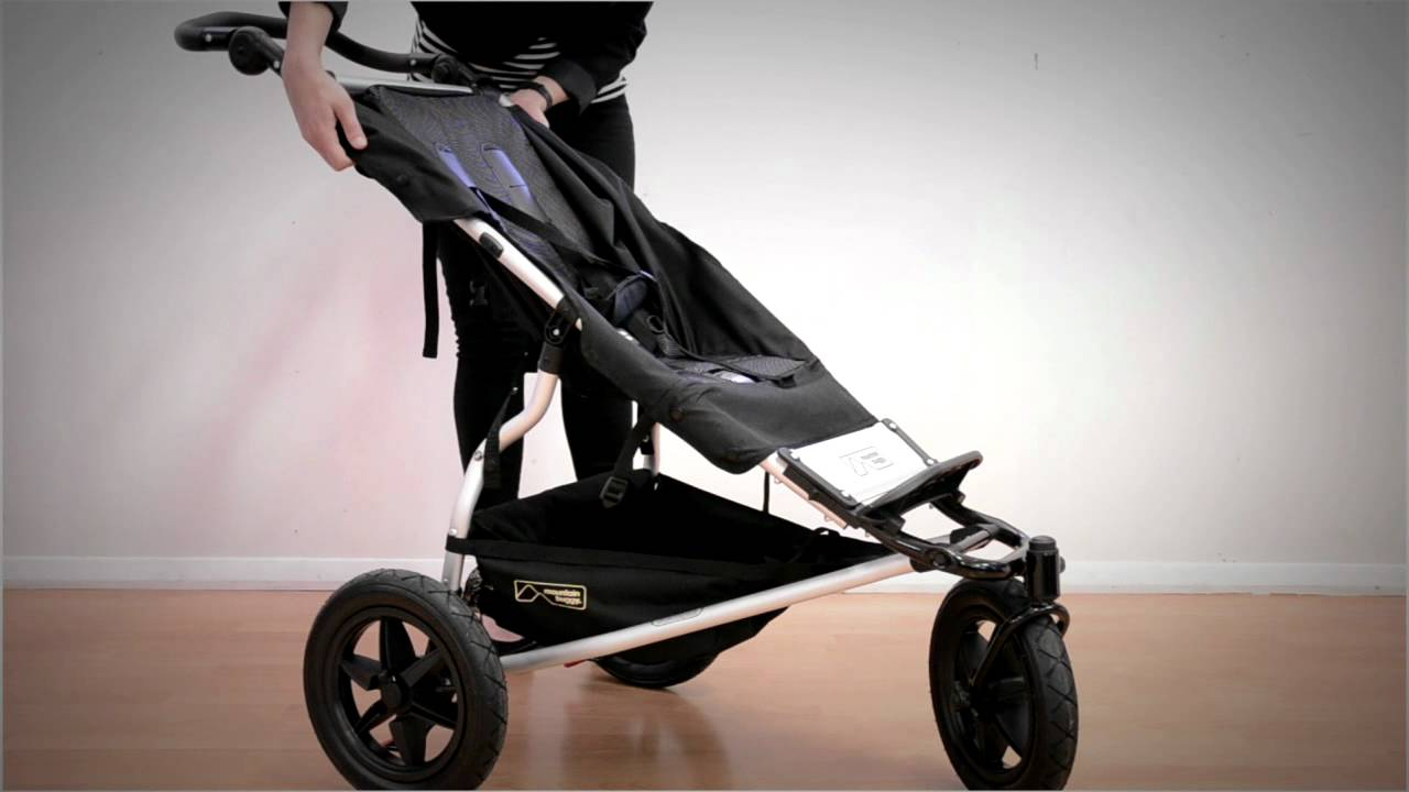 Mountain Buggy Car Seat Installation How To Thread The Seat Harness Swift Urban Jungle Urban Elite And Urban Mountain Buggy