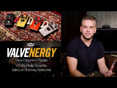 VOX R&D Explain the VALVENERGY Pedals