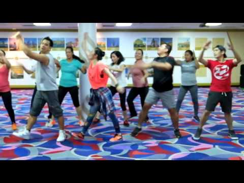 Zumba® / Olly Murs - Dance With Me Tonight