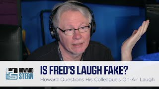 Does Fred Norris Have a Fake Laugh? (2016)