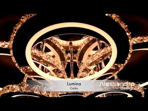 Alessandro design garanteaza calitatea produselor pentru casa ta. Aplica Led Alessandro Design Milly 2 24w 05 2313 Youtube