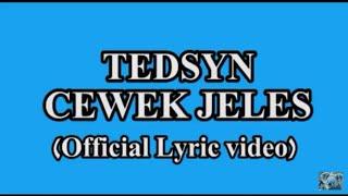 Tedsyn - Cewek Jeles  (Official Lyric Video)