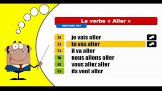 Cómo conjugar el verbo Aller # Futur proche