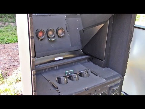 What's Inside an RCA rear projection TV