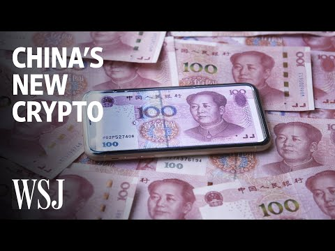 How China's New Cryptocurrency Could Challenge Facebook's Libra | WSJ