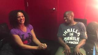 Stand up Comedian Godfrey Talks Bill Cosby, Race and Comedic Influences