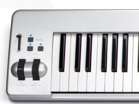 an lisis m audio keystation 88es youtube. Black Bedroom Furniture Sets. Home Design Ideas