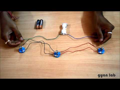 Make a Parallel Electrical Circuit | Electricity-Science | GyanLab