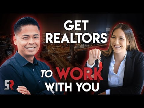 How to get Realtors to work with you! | Mortgage Loan Office