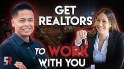 How to get Realtors to work with you!   Mortgage Loan Officers and Mortgage Brokers WATCH THIS!