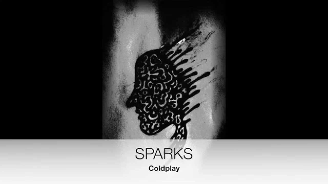 how to play sparks by coldplay