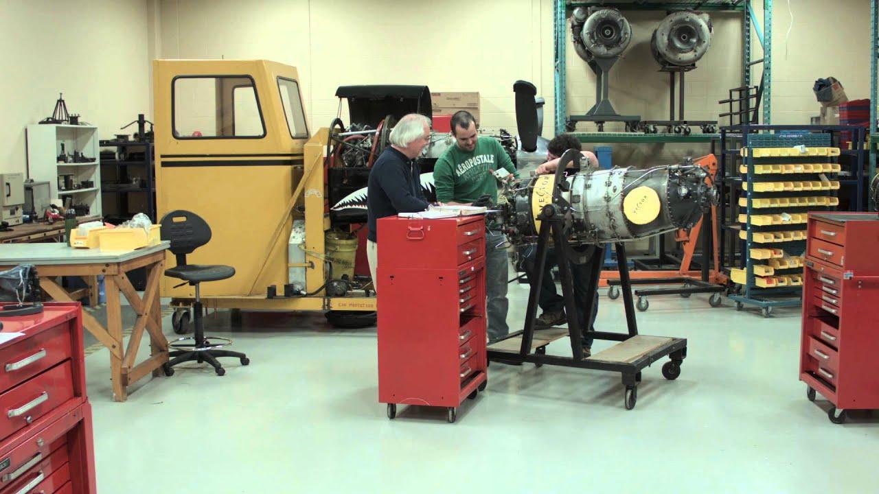 Aircraft Gas Turbine Engine Repair and Overhaul Technology