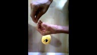 Crochê, aprendendo a emendar fios (linhas) por Dee Rosa Artesanatos