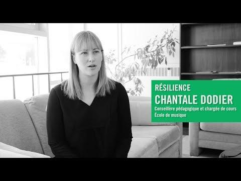 Prix Inspiration 2018 - Résilience - Chantale Dodier