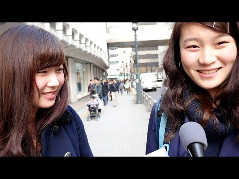 What Japanese Think of Weeaboos (Interview Re-upload)