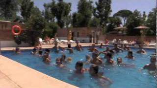 VIDEO CAMPING INT. ARANJUEZ - MADRID - CARAVANING BUNGALOW PARK