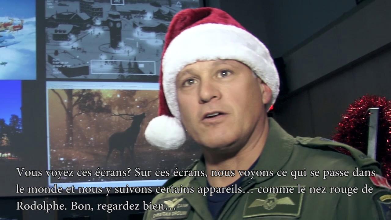 CANR NORAD Tracks Santa - YouTube