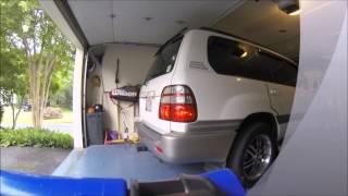 Toyota Landcruiser Borla Exhaust