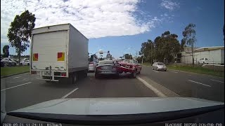 Australian Car Crash / Dash Cam Compilation 25