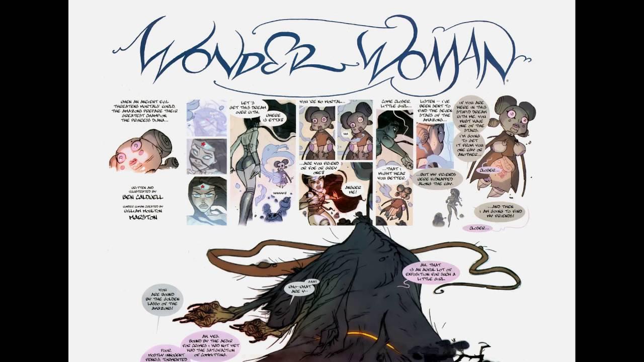 Wonder Woman Oroborosdcp Comic Book