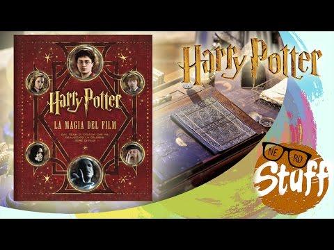 RECENSIONE NERD: Libro Harry Potter e la magia del film