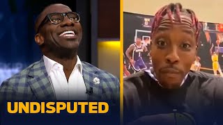 Skip & Shannon reąct to Dwight Howard's impersonation of Shannon Sharpe | NBA | UNDISPUTED