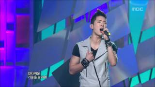 2AM - Confession of a Friend, 투에이엠 - 친구의 고백, Music Core 20090411
