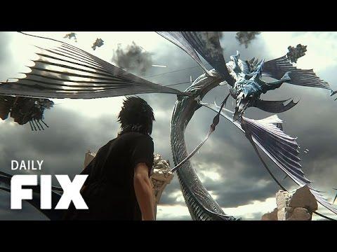 PlayStation VR en PC, Final Fantasy XV… Daily Fix 20160328