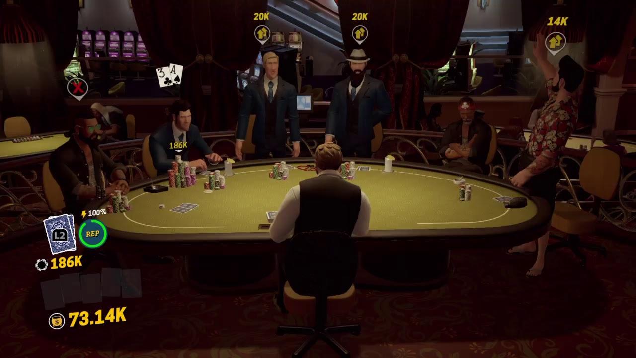 как поднять бабло в покере