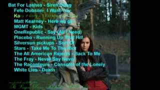 The Vampire Diaries | Season 1 - Soundtrack | S01E01 Pilot