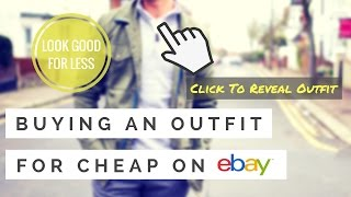 How To Shop Men's Clothing (For CHEAP) On eBay - The Ultimate Guide To Buying Menswear On eBay