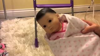 Bitty Baby Haul! AMAZING HIGH CHAIR!!!