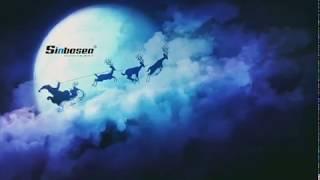 Sinbosen wish you Merry Christmas and Happy New Year