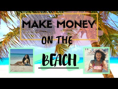 Make Money While On The Beach - Marissa Romero - 동영상