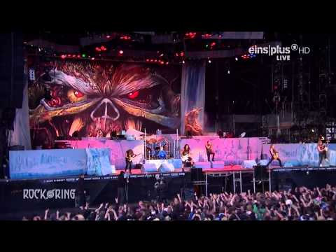 Iron Maiden - Rock am Ring  2014 - FULL CONCERT