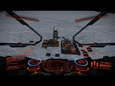 Elite Dangerous: Take Out The Settlement Power Grid