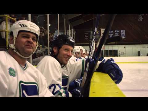 Langley Knights vs Canucks Alumni video