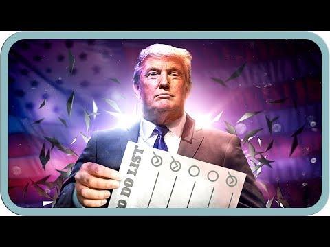 Was Trump bisher